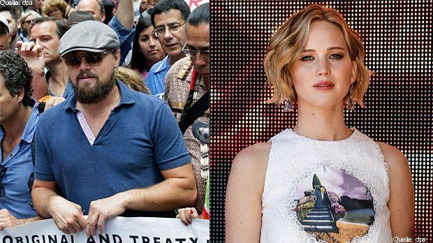 Leonardo- Dicaprio-Top-dpa-Jennifer-Lawrence-Flop-dpa - Bildquelle: dpa