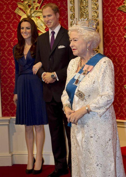 Für die königliche Familie war 2012 ein bedeutendes Jahr: Königin Elisabeth II feierte ihr diamantenes Thronjubiläum, und in London fanden die Olymp... - Bildquelle: Humphrey Nemar