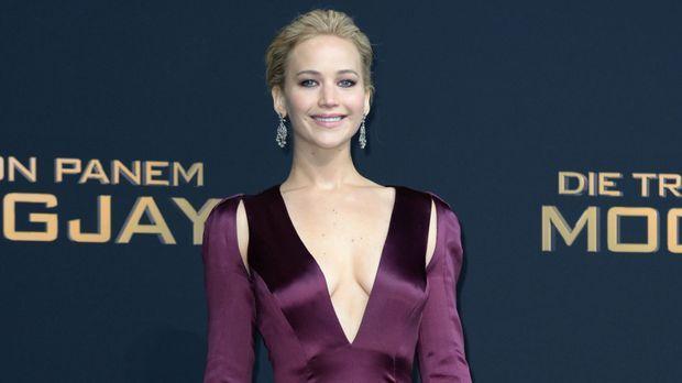 "Stars - ""Joy""-Star Jennifer Lawrence: Riesige Angst vor Aliens"
