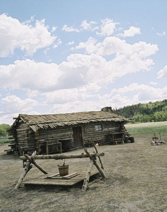 Die Ingalls sind im neuen zuhause angekommen ... - Bildquelle: ABC, Inc.