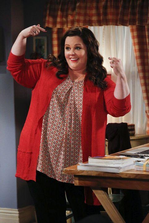 Freut sich für Mike, als der mit seinen Freunden auf einen Männer-Angelausflug geht: Molly (Melissa McCarthy) ... - Bildquelle: Warner Brothers