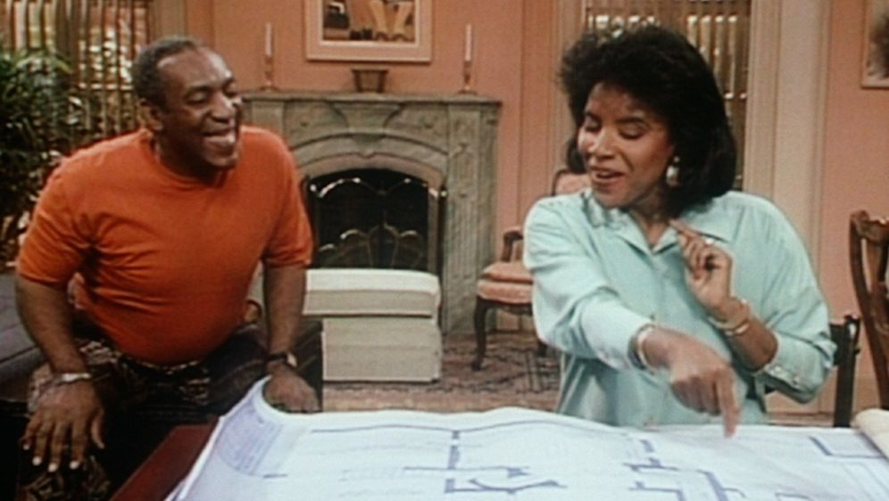 bill cosby show das clair huxtable gedenkzimmer kabeleins. Black Bedroom Furniture Sets. Home Design Ideas
