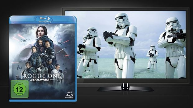 Rogue One: A Star Wars Story © Walt Disney Studios Home Entertainment