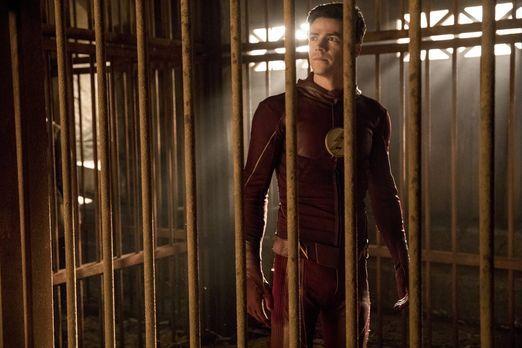 Ein Kampf auf Leben und Tod wartet auf Barry alias The Flash (Grant Gustin),...