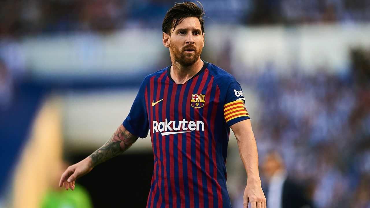 Lionel Messi - Bildquelle: 2018 Getty Images