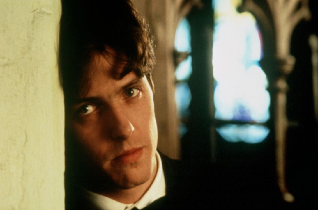 Charles? (Hugh Grant) Träume zerbrechen, als ihm Carrie ihren reichen Verlobten vorstellt ... - Bildquelle: Gramercy Pictures