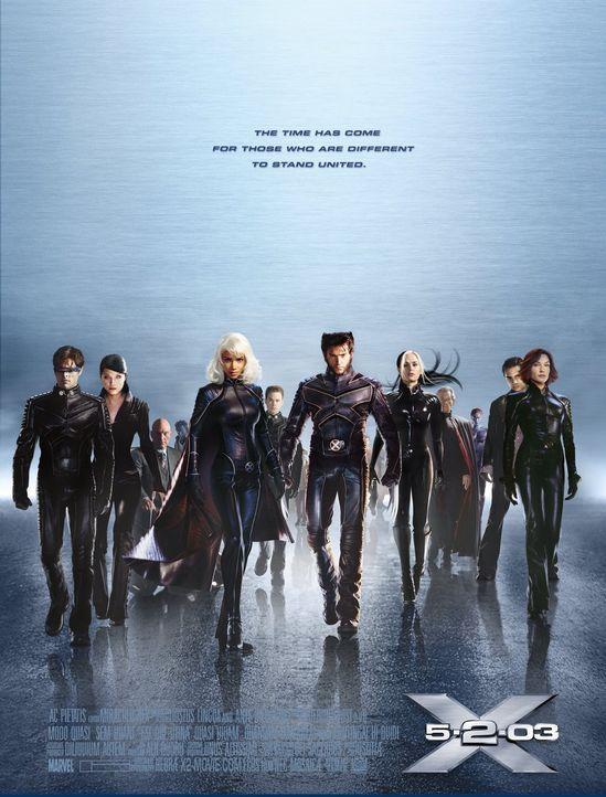 X-MEN 2 - Plakatmotiv - Bildquelle: 20th Century Fox International Television