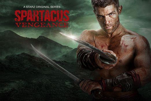 Spartacus: Vengeance - SPARTACUS: VENGEANCE - Artwork - Bildquelle: 2011 Star...