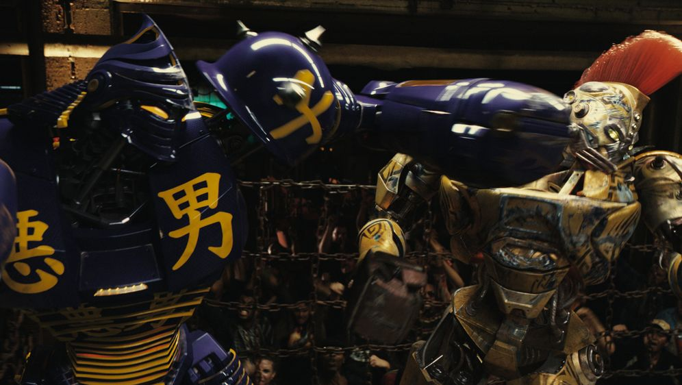 Real Steel - Stahlharte Gegner - Bildquelle: Greg Williams, Melissa Moseley DREAMWORKS STUDIOS.  All rights reserved