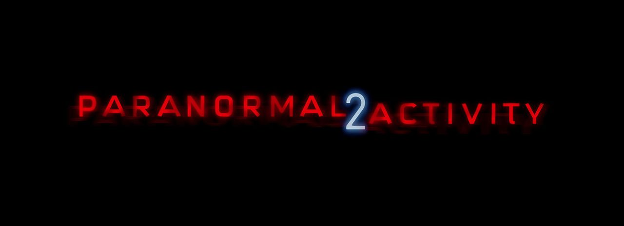 PARANORMAL ACTIVITY 2 - Logo - Bildquelle: 2010 by Paramount Pictures. All Rights Reserved.