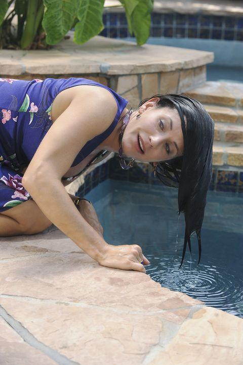 Eine Regel, die sie sich selbst auferlegt hat, bringt Jules (Courteney Cox) total in Stress ... - Bildquelle: 2009 ABC INC.