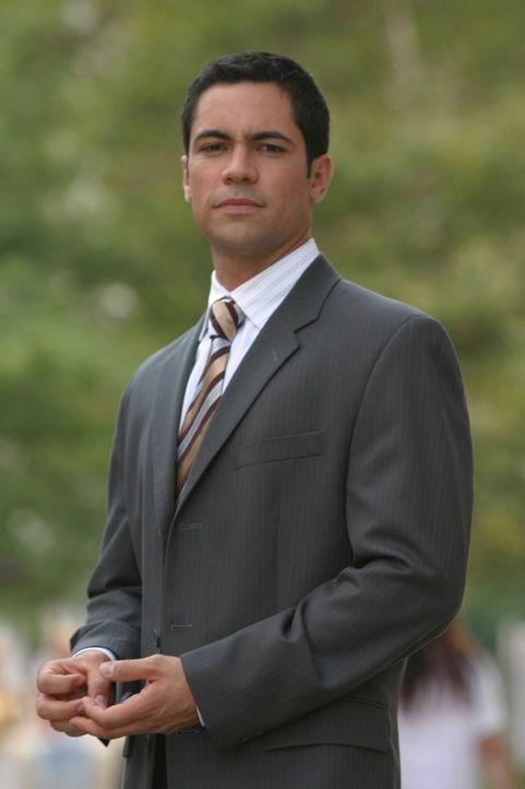 Der aus Puerto Rico stammende Scott (Danny Pino) kann seine Herkunft nicht verbergen, denn sein Temperament geht oft mit ihm durch ... - Bildquelle: Warner Bros. Television