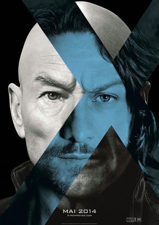 X-MEN-Zukunft-ist-Vergangenheit-Teaser-Plakat-2-20th-Century-Fox - Bildquelle: 2013 Twentieth Century Fox