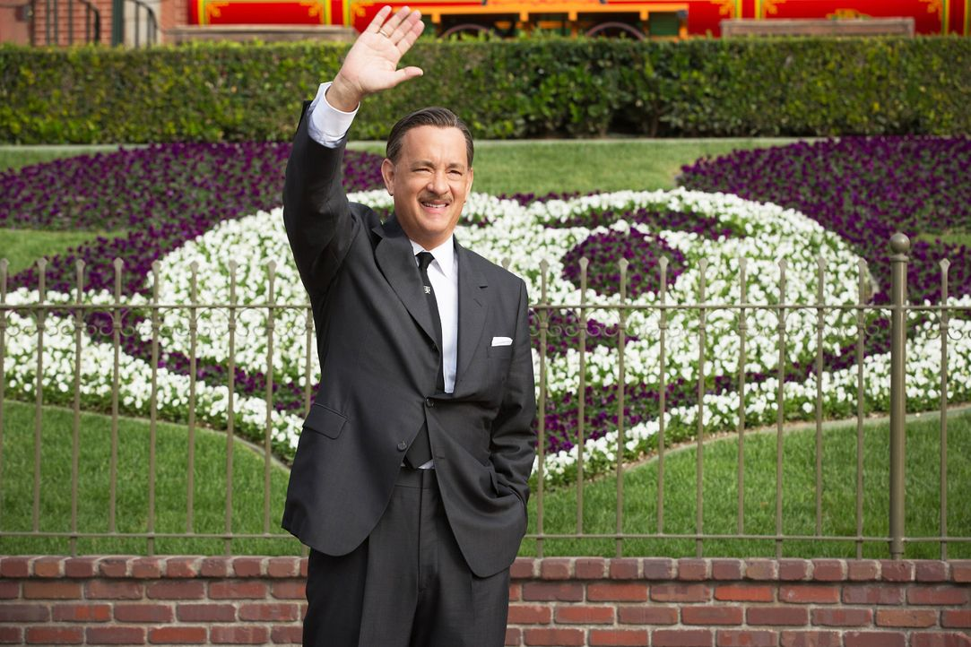 Saving-Mr-Banks-Szenenbilder-07-Walt-Disney - Bildquelle: ©Disney Enterprises, Inc.  All Rights Reserved.