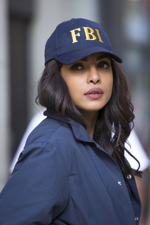 Von der Jahrgangsbesten zur Top-Terroristin? Parrish (Priyanka Chopra) - Bildquelle: 2015 ABC Studios
