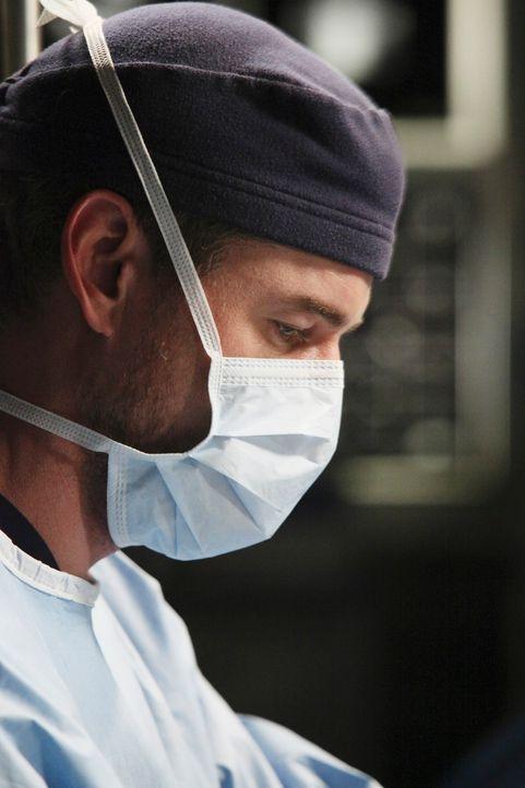 Arizona behandelt gemeinsam mit Mark (Eric Dane) das junge Mädchen Sara, die ohne Wangenknochen geboren wurde. Mark will eine neue OP-Methode auspro... - Bildquelle: ABC Studios