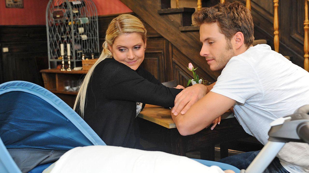 Anna-und-die-Liebe-Folge-700-01-Sat1-Oliver-Ziebe - Bildquelle: SAT.1/Oliver Ziebe