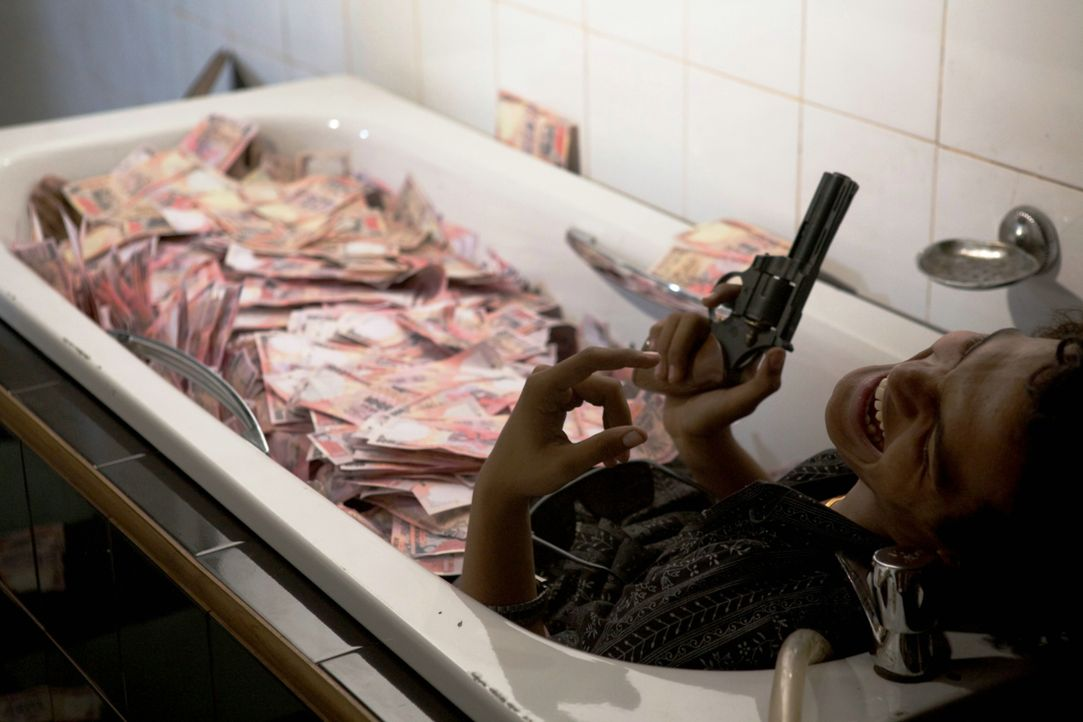 Jamals Bruder Salim Malik (Madhur Mittal) begeht einen tödlichen Fehler ... - Bildquelle: 2009 PROKINO Filmverleih GmbH