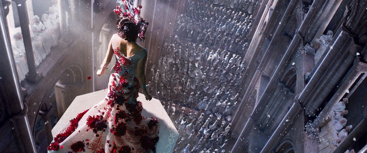 Jupiter-Ascending-23-Warner-Bros-Entertainment-Inc - Bildquelle: 2014 Warner Bros. Entertainment Inc