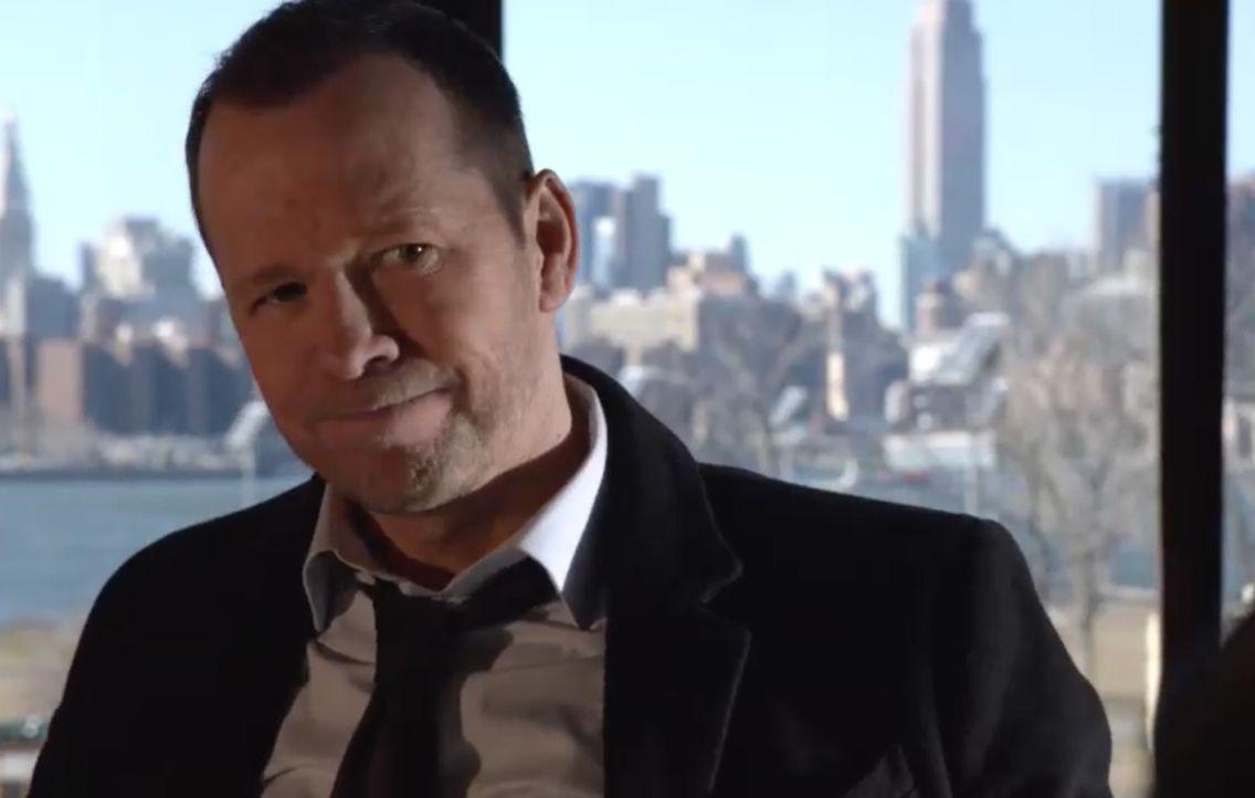 Ein berühmter Fernsehkoch wird erstochen. Einer der Verdächtigen gibt sofort ein Geständnis ab, doch das geht Danny (Donnie Wahlberg) etwas zu schne... - Bildquelle: 2014 CBS Broadcasting Inc. All Rights Reserved.
