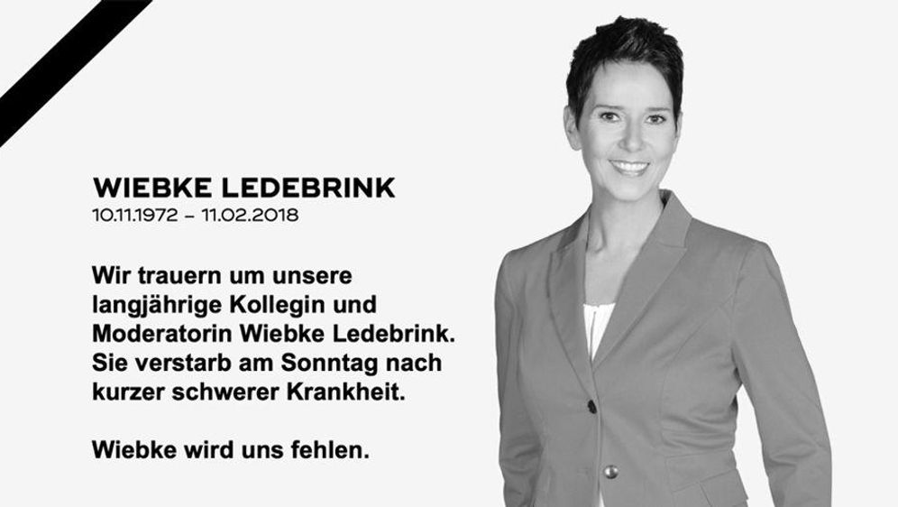 Qvc Moderator Gestorben 2018: Wiebke Ledebrink Ist Tot