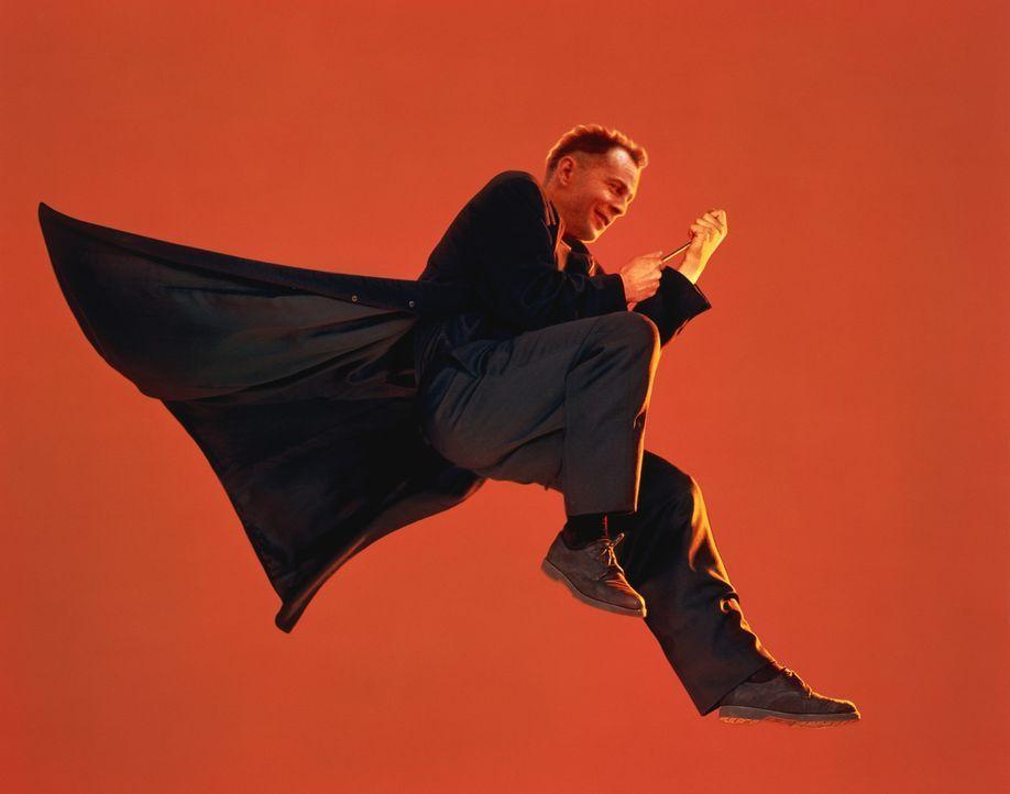 Hudson Hawk (Bruce Willis), der berühmteste Dieb der Welt, wird nach zehn Jahren aus dem Gefängnis entlassen. - Bildquelle: Columbia TriStar