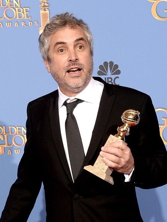 Golden-Globe-Alfonso-Cuaron-14-01-12-getty-AFP - Bildquelle: getty-AFP