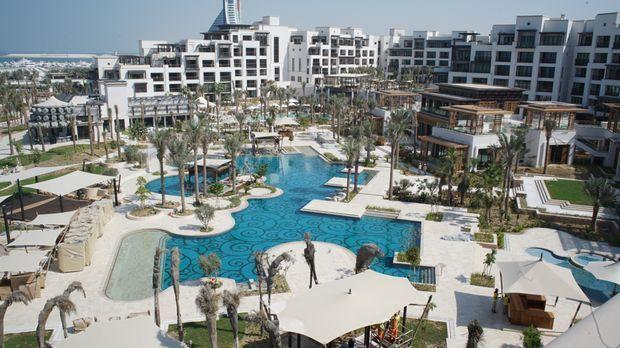 Mega-Hotels! - In Dubai entsteht ein neues Mega-Hotel: Das Jumeirah Hotel