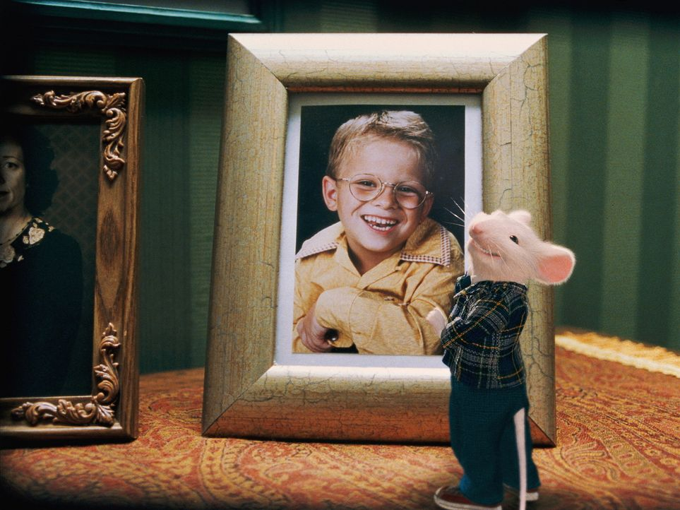 Stuart Little - Bildquelle: Columbia TriStar Film