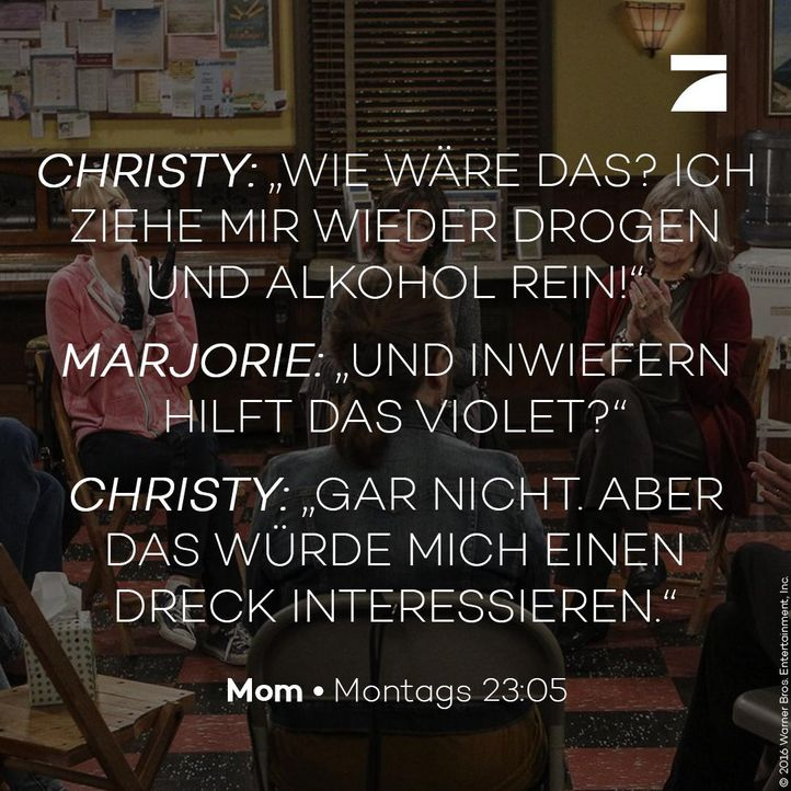 Christy und Marjorie - Staffel 4 Episode 5 - Bildquelle: 2016 Warner Bros. Entertainment, Inc.
