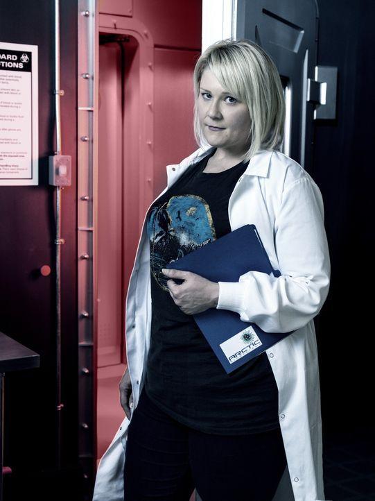 (1. Staffel) - Die Veterinärpathologin Dr. Doreen Boyle (Catherine Lemieux) ist eine wahre Meisterin ihres Fachs, aber wird sie das auch vor diesem... - Bildquelle: 2014 Sony Pictures Television Inc. All Rights Reserved.