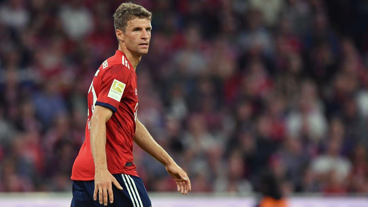 Thomas Müller (offensives Mittelfeld) - Bildquelle: Getty Images