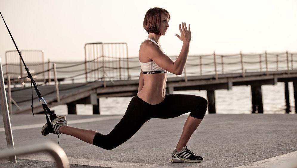Körperhaltung verbessern: Eine gerade Haltung - Bildquelle: Pixabay.com