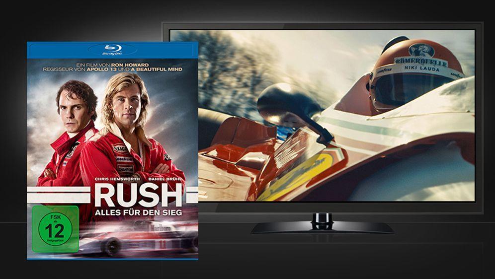 Rush - Alles für den Sieg - Bildquelle: Universum Film
