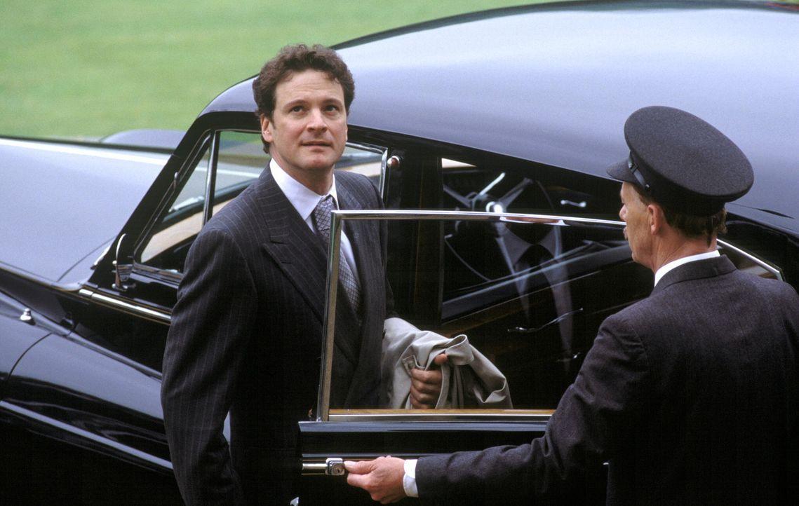 Unter Daphne Einfluss entdeckt der stocksteife Lord Henry Dashwood (Colin Firth) erneut den Rebellen in sich ... - Bildquelle: Warner Bros.