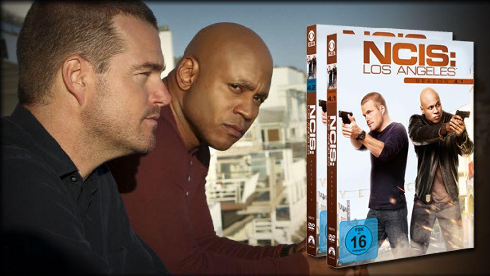 Die 4. Staffel auf DVD