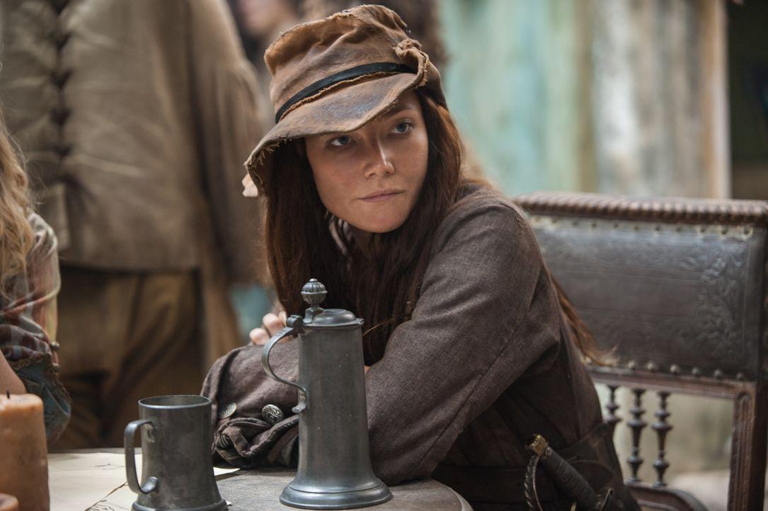 Langsam wird Max gefährlich - Anne (Clara Paget) gefällt die neue Situation ganz und gar nicht ... - Bildquelle: 2015 Starz Entertainment LLC, All rights reserved.