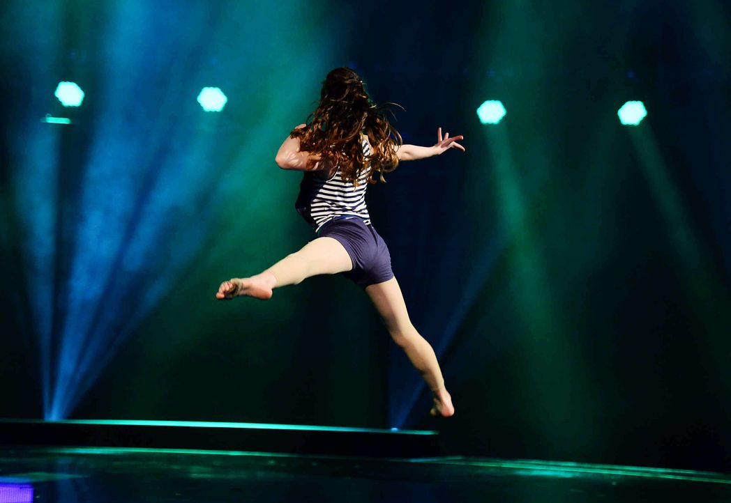 Got-To-Dance-Arianna-Adler-03-SAT1-ProSieben-Willi-Weber - Bildquelle: SAT.1/ProSieben/Willi Weber