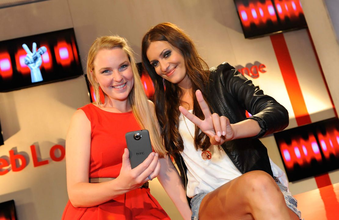 nele-kohrs-the-voice-of-germany-stf02-epi04-51-backstagejpg 2000 x 1301 - Bildquelle: SAT.1/ProSieben/Christoph Assmann