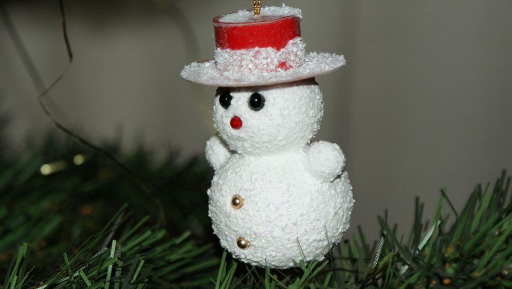 Weihnachtsdeko: Grün und Weiß statt bunt - Bildquelle: pixabay.com