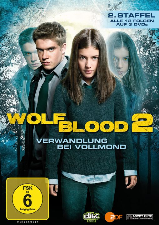 Wolfblood-Stf02-Ascot-Elite-Home-Entertainement - Bildquelle: Ascot Elite Home Entertainement