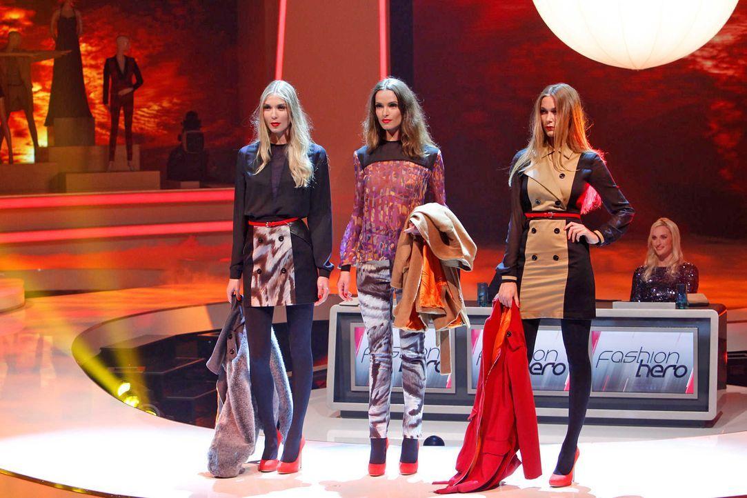 Fashion-Hero-Epi08-Show-33-Richard-Huebner-ProSieben - Bildquelle: Pro7 / Richard Hübner