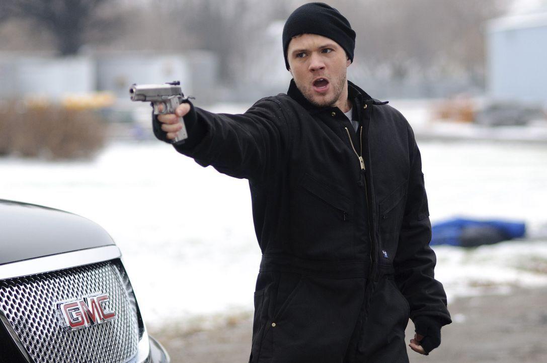 Soviel Ärger, und das alles nur, weil Vincent (Ryan Phillippe) die Beute nicht mit seinen Freunden teilen möchte. Eiskalt erschießt er Dave, während... - Bildquelle: Ascot Elite Home Entertainment GmbH