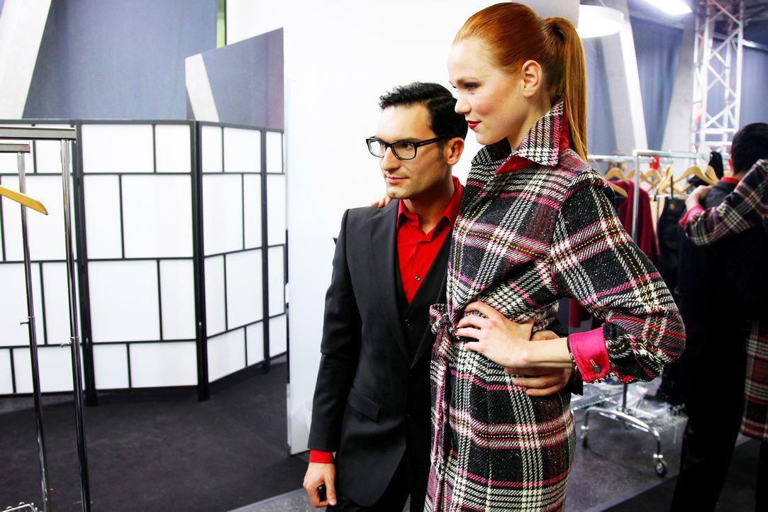 Fashion-Hero-Epi03-Atelier-94-Pro7-Richard-Huebner - Bildquelle: Richard Huebner