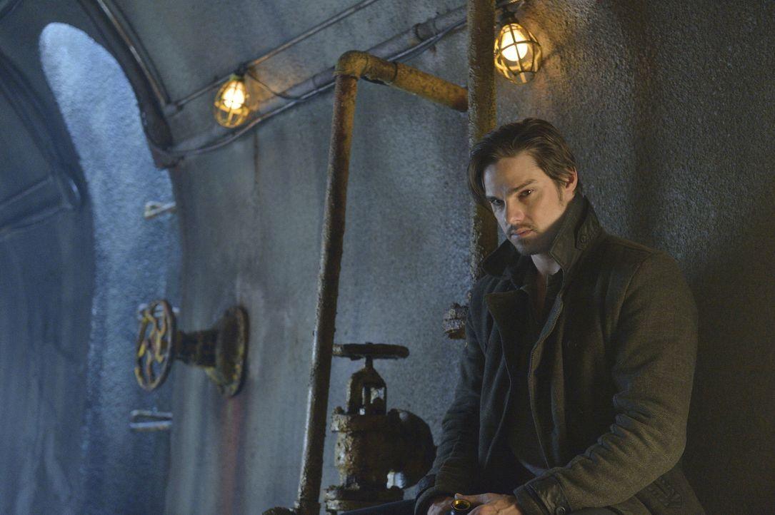 Das ewige Versteckspiel hat Vincent (Jay Ryan) satt, doch es führt kein Weg daran vorbei, wenn er überleben möchte ... - Bildquelle: 2013 The CW Network, LLC. All rights reserved.