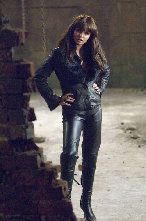 Sie ist schön, sexy und dominant - und riskiert alles: Alien Queen (Ileana Lazariuc) ... - Bildquelle: Sony Pictures Home Entertainment