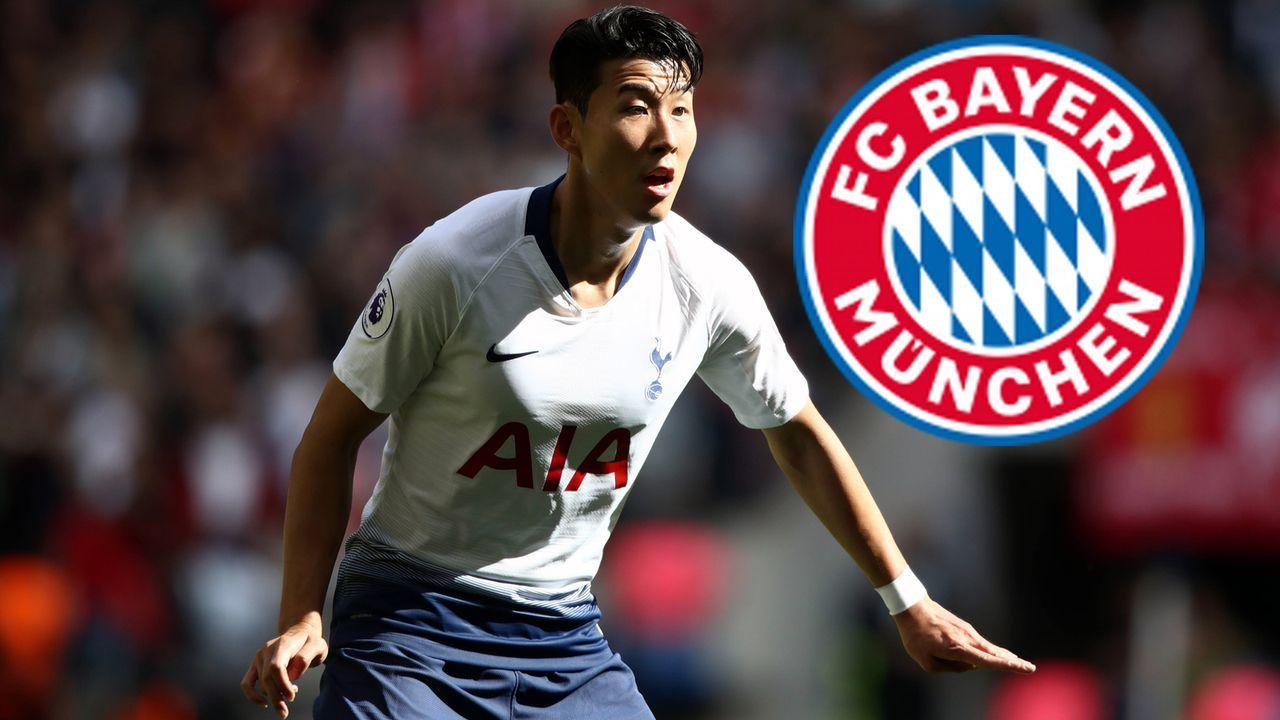 Heung-Min Son (Tottenham Hotspur) - Bildquelle: imago/PA Images
