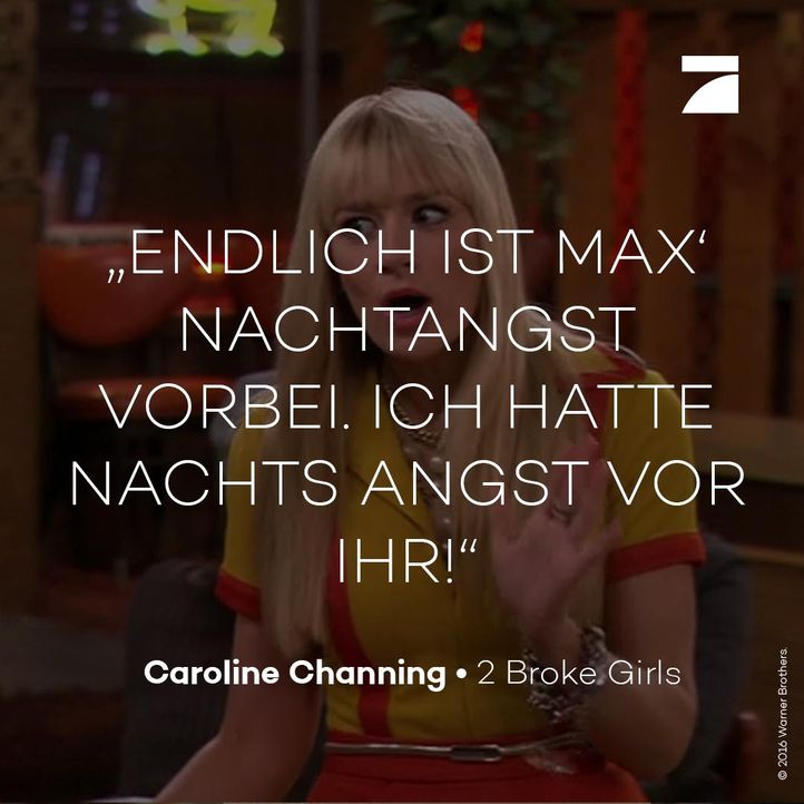Caroline Staffel 6 Episode 18 - Bildquelle: Warner Bros. Television