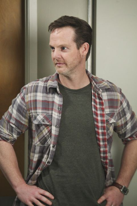Macht sich Sorgen um seinen Sohn: Josh Englander (Jason Gray-Stanford) ... - Bildquelle: ABC Studios