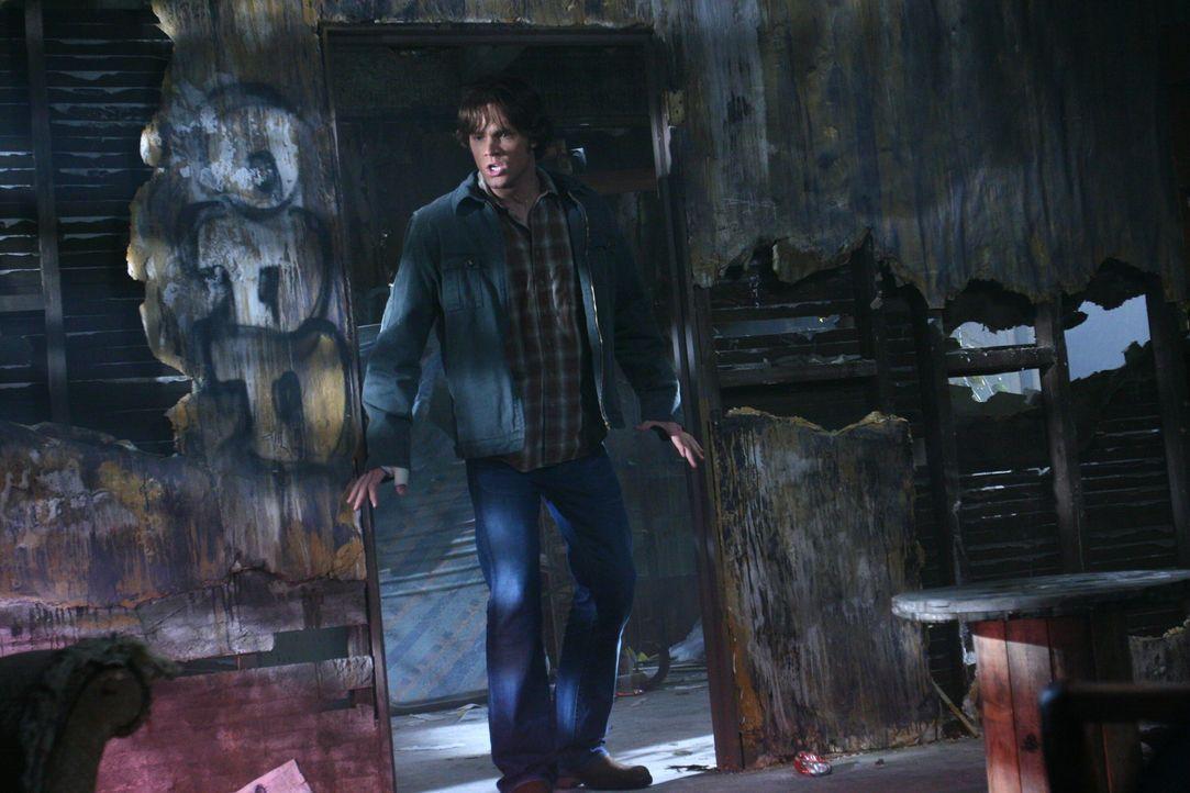 Sam (Jared Padalecki) begibt sich ohne seinen Bruder auf die Suche nach weiteren Menschen, die Visionen haben ... - Bildquelle: Warner Bros. Television
